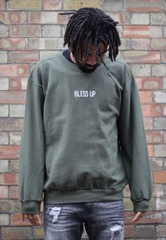 NEW IN - BLESS UP SWEATSHIRT