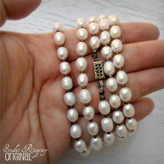From Studio Regency on Etsy ~ The Scottish Pearls