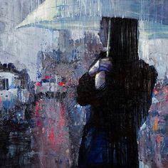 It's raining again...