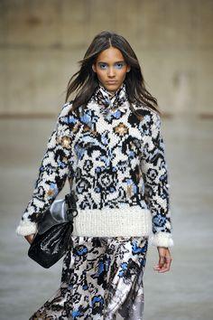 #Topshop #Unique #FW13/14 - #London #Fashion #Week
