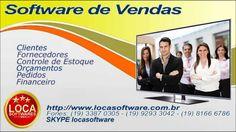 Software de venda software controle de estoque