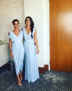 Bridesmaids in Pia G