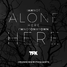 Running With Giants - Thousand Foot Krutch.