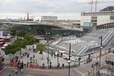 Stratford Regional Station street view