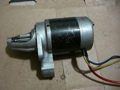 Convert Car Starter Motor for Go Kart Use