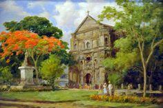 Philippine Art, Elegant Homes, Great Artists, House Design, History, Architecture, Paintings, Interiors, Arquitetura