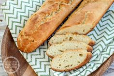 Grain Free French Bread