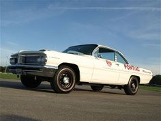 1962 Pontiac Catalina #bubbletop
