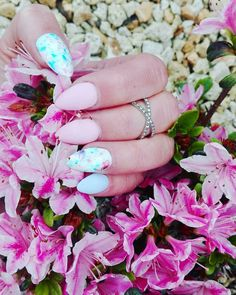 #beautiful #nails #spring #pastelnails