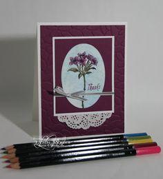 LW Designs: Razzleberry Avant Garden