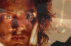Frodo corrupted GIF