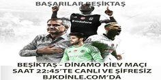 Beşiktaş - Dinamo Kiev Maçı TRT 1 Canlı İzle | BJK - Dynamo Kiev Live TRT 1 Canlı Yayın İzle