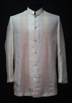 Barong Tagalog Wedding, Barong Wedding, Wedding Gowns, Wedding Day, Tropical Fashion, Filipiniana, Industrial Wedding, Kebaya, My Outfit