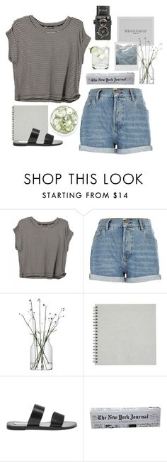 """""""Untitled #245"""" by bani-werner ❤ liked on Polyvore featuring River Island, KEEP ME, LSA International, Guide London, Steve Madden and Kate Spade"""