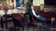 """Shawn Levy on Netflix's 'Stranger Things' a 'Real Steel' Sequel and His Secretive Alien Movie 'Arrival'  """"The ground is shifting under our feet"""" says the founder of 21 Laps Entertainment as he weighs in on the sequel slump and what he'd say if 'Star Wars' came calling.  read more"""