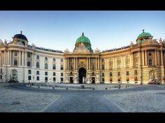 The Vienna Hofburg: Austria's Imperial Palace, Top Tourist Attractions in Austria Austria Tourism, Austria Travel, Cool Places To Visit, Places To Go, Kaiser Franz, Imperial Palace, Belle Villa, Destinations, Vienna Austria