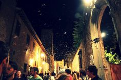 Mercantia Festival - Certaldo Alto, Italia