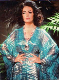Helena Cassadine:Elizabeth Taylor