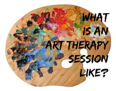 What is an art therapy session like 2