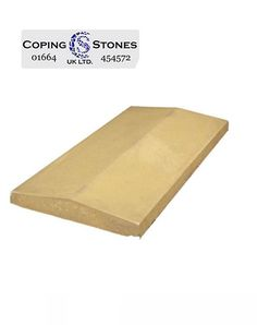 x Coping Stone Coping Stone, Stone Uk, Precast Concrete, Different Colors, Strength, Range, Colour, Landscape, Ideas