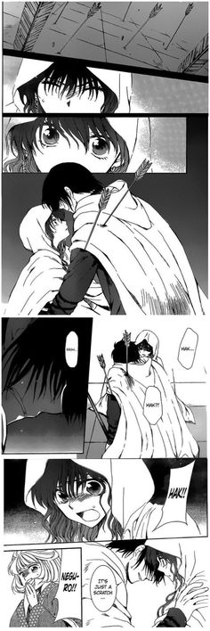 HAK NO THAT IS NOT A FREAKING SCRATCH. U BETTER SURVIVE THIS JUST FINE BUDDY