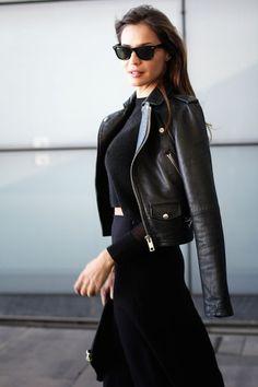 Lady Addict - Leather Jacket