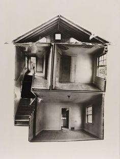 Gordon Matta-Clark, Collage