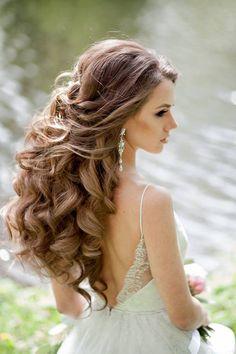 Pleasant Wedding Hair And Hair Accessories On Pinterest Hairstyles For Women Draintrainus