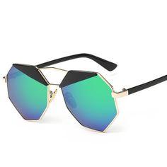 Steampunk Cat Eye Sunglasses