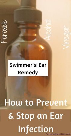 Want to know how to stop an ear infection?prevent it! As a baby, my sister and I would get horrible ear infections. Whether we were out on the boat, Flu Remedies, Herbal Remedies, Earache Remedies, Health And Beauty, Health And Wellness, Health Tips, Smoothies, Ear Infection, Natural Health Remedies