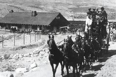 Old Gardiner Road history of Yellowstone 9a97702275f1
