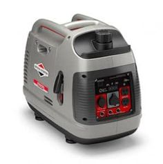 Briggs andStratton 30651 PowerSmart Series 2200 Watt Inverter Portable Generator with Parallel Capability.This is a Mid Price Range Portable Generator of Excellent Quality Best Portable Generator, Portable Inverter Generator, Gas Generator, Generators For Sale, Camping Needs, Gasoline Engine, Laptop Computers, Engineering, Technology