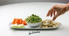 zdrowa pasta do kanapek z bobu Green Beans, Vegan, Vegetables, Cooking, Ethnic Recipes, Kitchen, Food, Per Diem, Baking Center