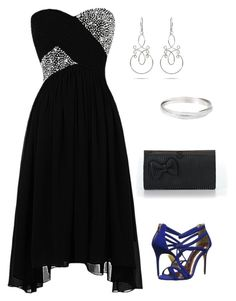 """""""Untitled #859"""" by netteskytte on Polyvore featuring Ted Baker"""