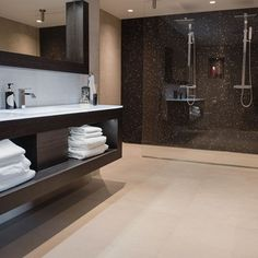 Bad - Miljöbilder - Inspiration - Konradssons Kakel Houzz, Bathroom Lighting, Bathtub, Inspiration, Mirror, Furniture, Home Decor, Bathroom Light Fittings, Standing Bath