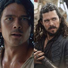 Black Sails (Starz): John Silver Season 2 vs Season 3 | « You fight it. You don't give up. And then one day, you just change. »