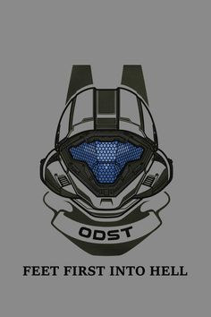I like this logo because it looks futuristic and simple. Halo 3 Odst, Halo 5, Clash Royale, Halo Quotes, Halo Tattoo, Halo Cosplay, Halo Spartan, Halo Armor, Halo Master Chief