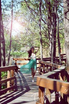 Margaret Louise park photoshoot. Fashion. Nature. Woods.