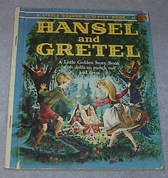Hansel and Gretel- book