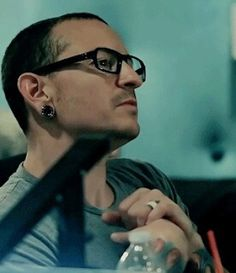 Chester from Linkin Park