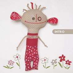 INTRO dolls & softies - FLER