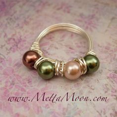 MettaMoon Holiday Joy Love Ring ONLY $10
