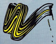 Exposition Roy Lichtenstein au Centre Pompidou