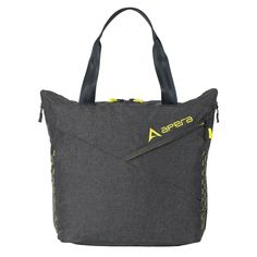Apera Studio Tote - Sanitized-Infused antimicrobial product protection resists the formation of bacterial odor, inside and out. Rear pocket for jacket/item storage. Sternum strap for custom fit. Side pockets for tech or eyewear. Separate front storage area for shoes or wet items. Laser-cut venting for your bag to breathe, ventilate, and stay healthy. Interior pocket for your laptop and tablet. Water-resistant front protects the interior from moisture.