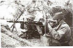 Ametralladora de apoyo alemana