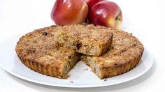 Torta di Mele Senza Uova e Senza Burro - Torta Vegana