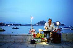 Roasting Corfu, Lovers