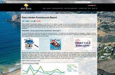 Palos Verdes Foreclosures Report for November 2014