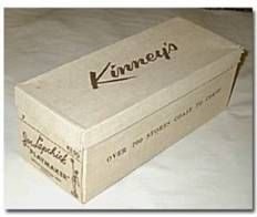 Anybody remember Kinney's Shoe Stores? And what was the big kids' shoe chain? Was it Buster Brown?