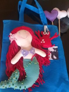 Ariel by Sisy Doll maker